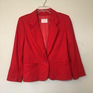 Vintage Pendleton blazer
